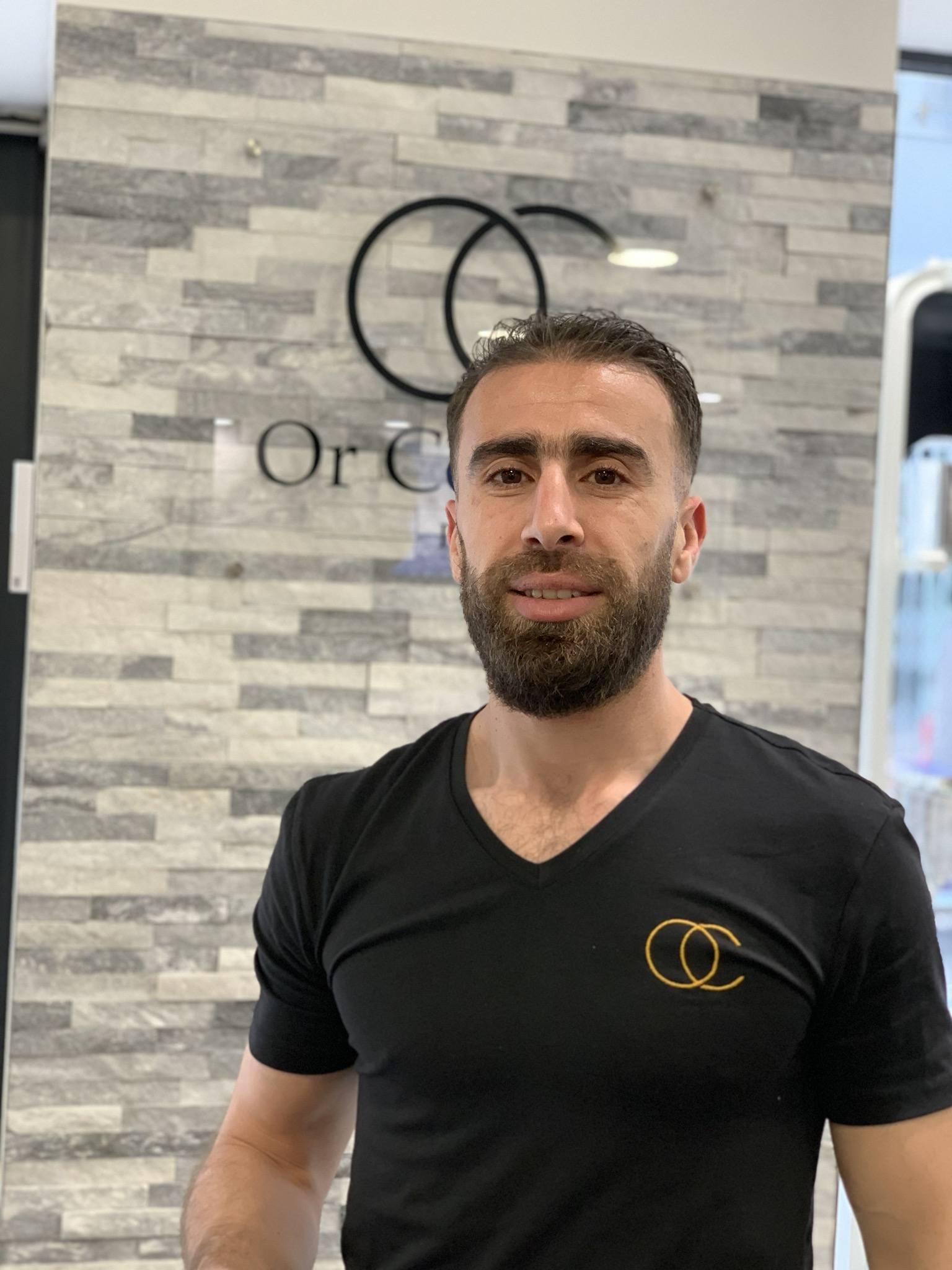 Bousaad Barber